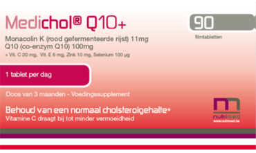 Medichol Q10+