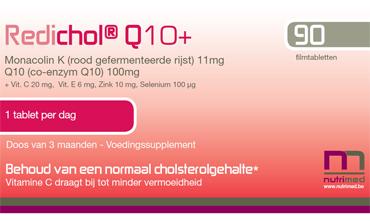 Redichol Q10+