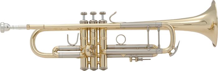 Vincent Bach Bb Trompet 180-37 Stradivarius - Uitvoering: Goudlak