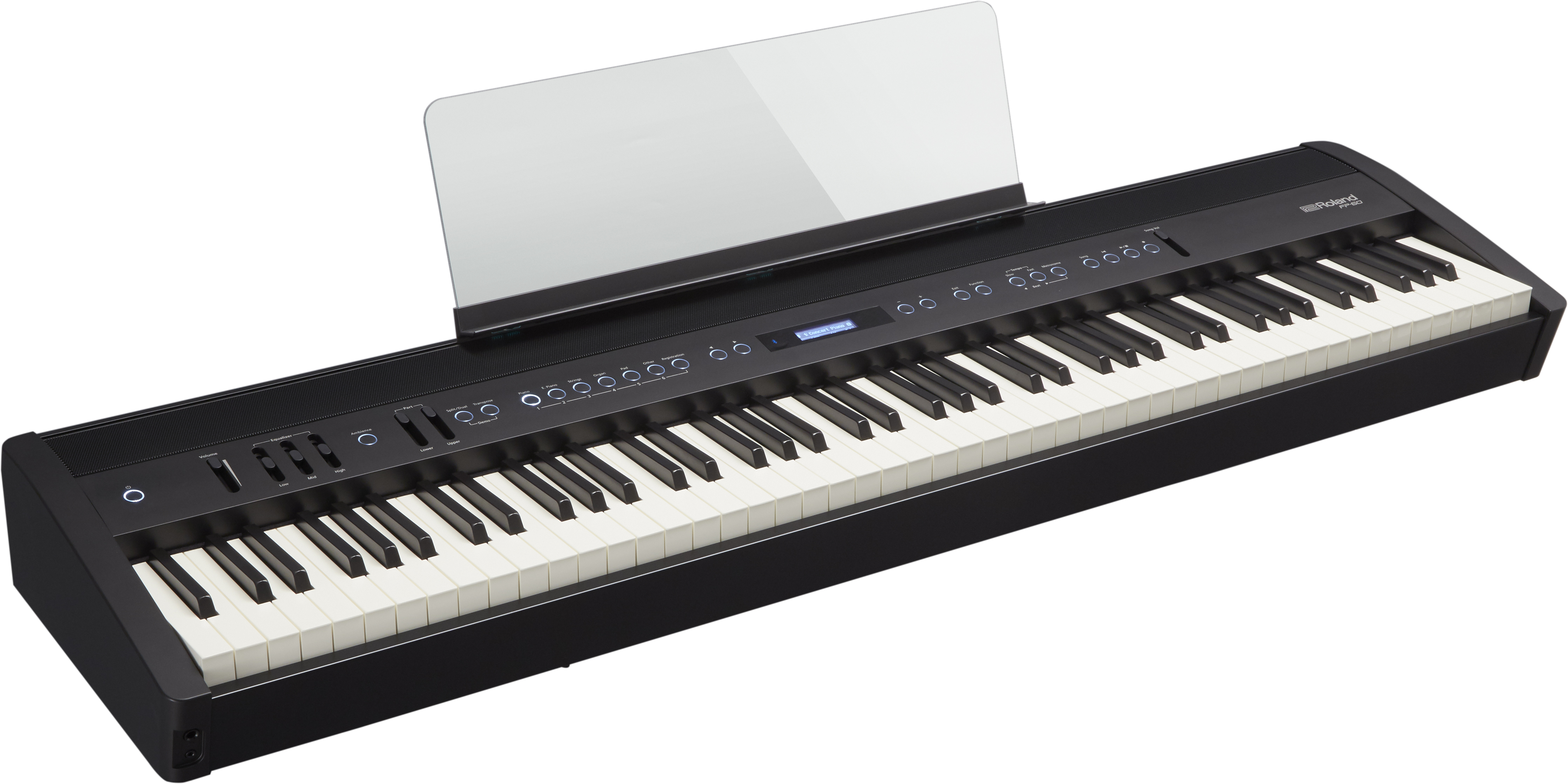 Roland FP-50-BK Draagbare Piano Zwart