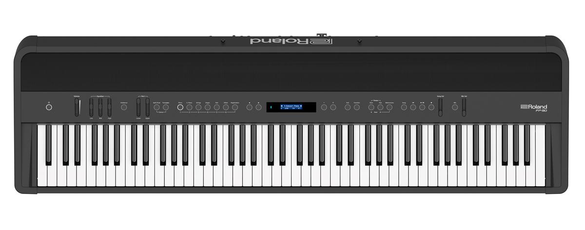 Roland FP-90-BK Draagbare Piano - Zwart