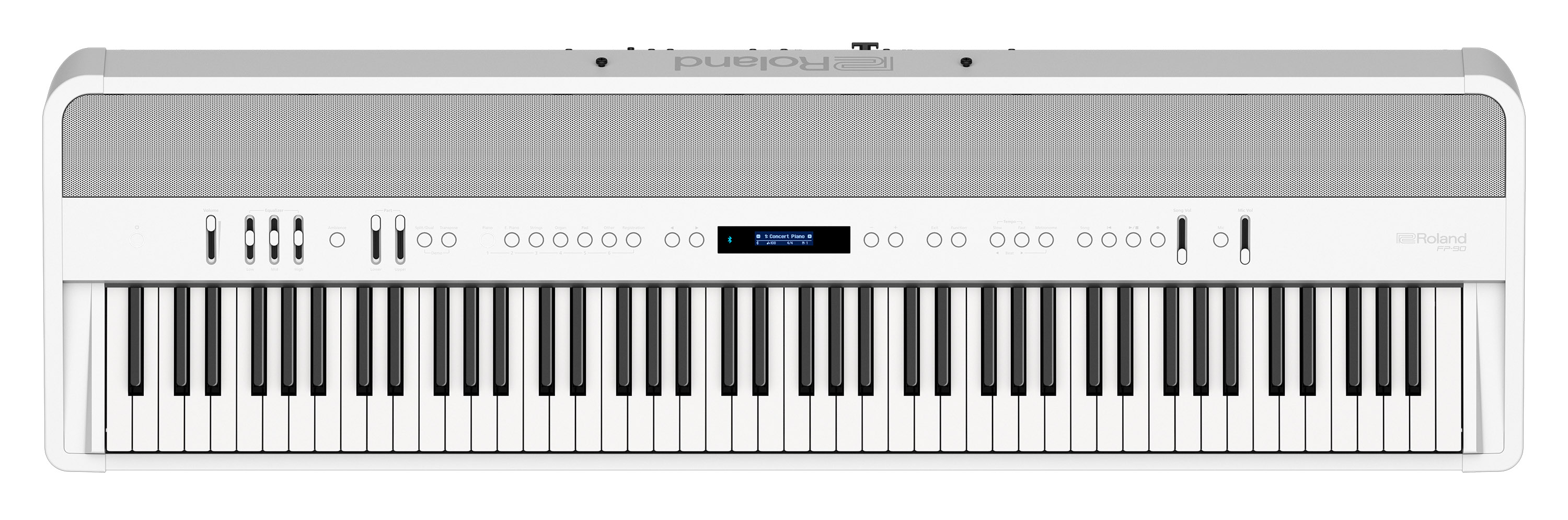 Roland FP-90-WH Draagbare Piano - Wit
