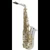 Selmer Alt Saxofoon Série III - Uitvoering: Massief Zilver, applic goudlak