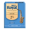D'Addario Woodwinds Rieten Saxofoon Alto ROYAL - Sterkte 2,5 (doos met 10 stuks)