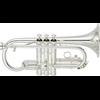 Yamaha Eb Cornet YCR-2610SIII Standard - Uitvoering: Verzilverd