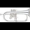 Yamaha Flugel Horn YFH-631GS Professional - Uitvoering: Verzilverd