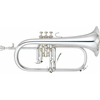 Yamaha Flugel Horn YFH-8310ZGS Custom - Uitvoering: Verzilverd