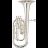 Yamaha Tenor Horn YAH-203S Standard - Uitvoering: Verzilverd
