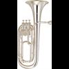 Yamaha Bariton YBH-301S Intermediate - Uitvoering: Verzilverd