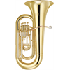 Yamaha Eb Bastuba YEB-321 Intermediate - Uitvoering: Goudlak