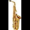 Yamaha Alt Saxofoon YAS-62 Professional - Uitvoering: Goudlak