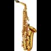Yamaha Alt Saxofoon YAS-82Z2 Custom - Uitvoering: Goudlak