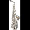 Yamaha Alt Saxofoon YAS-875EXS Custom - Uitvoering: Verzilverd