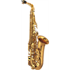 Yamaha Alt Saxofoon YAS-875EXGP Custom - Uitvoering: Verguld