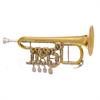 John Packer Piccolo Trompet JP154 - Uitvoering: Goudlak