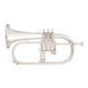 John Packer Flugel Horn JP175S - Uitvoering: Verzilverd