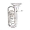 John Packer Euphonium JP374Sterling - Uitvoering: Verzilverd