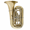 John Packer Bb Bastuba JP379BSterling 3/4 Model - Uitvoering: Goudlak