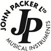 John Packer Bb/F Dubbel Hoorn JP261NDRATH Afschroefbare Beker - Uitvoering: Nickel