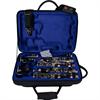 PB307D ProTec PRO PAC Case Klarinet Bb & A - Zwart