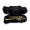 PB301TL ProTec Travel Light PRO PAC Case Trompet - Zwart