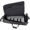 CP115WL ProTec Deluxe Trolley Glockenspiel - Zwart