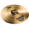 "Sabian Cymbaal HH Ride 21"" Raw Bell Dry"