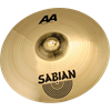 "Sabian Cymbaal AA Crash 19"" Metal-X"