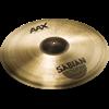 """Sabian Cymbaal AAX Ride 21"""" Raw Bell Dry"""