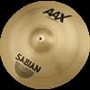 """Sabian Cymbaal AAX Ride 22"""" Metal"""