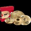 """Sabian Cymbaal AAX Harmonische Pack X-Plosion 14""""-16""""-21"""" + 18"""" FREE"""