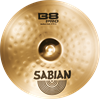"Sabian Cymbaal B8 PRO Crash 16"" Medium"