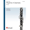 Playtime For Clarinets