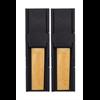 D'Addario Woodwinds Reedgard II Klarinet/Saxofoon Alto - Zwart