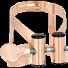 Vandoren Ligatuur + Plastic Beschermkap M/0 voor Bes/A Klarinet - Rose Goud