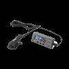 Korg Compact Chromatische Tuner + Contact Microfoon