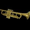 John Packer Bb Trompet by TAYLOR - Uitvoering: Goudlak