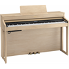 Roland HP702-LA Digitale Piano - Light Oak