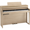 Roland HP704-CH Digitale Piano - Light Oak