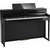 Roland HP704-CH Digitale Piano - Polished Ebony
