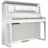 Roland LX708-PW Digitale Piano - Polished White