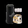 Vandoren Ligatuur + Plastic Beschermkap OPTIMUM voor Duitse Klarinet - Zilver