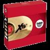 "Sabian Cymbaal XS20 Harmonische Pack Promo 14""-16""-20"" + 18"" FREE"